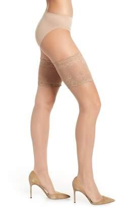 Sarah Borghi Viola Stay-Up Stockings
