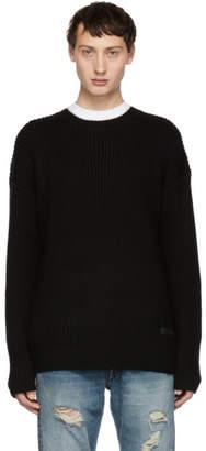 Tiger of Sweden Black Page Sweater