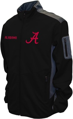 Men's Franchise Club Alabama Crimson Tide Peak Softshell Jacket