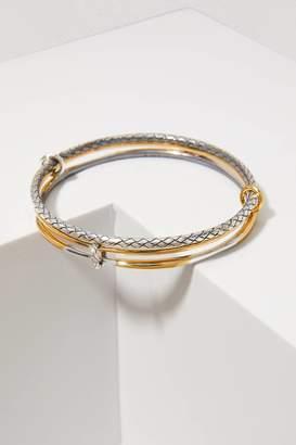Bottega Veneta Triple bracelet