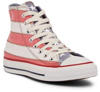 Converse Chuck Taylor Old Glory High Top Sneaker (Unisex)