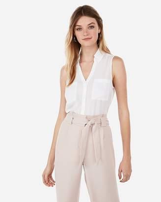b9d4ca4faac809 Express Women s Sleeveless Tops - ShopStyle