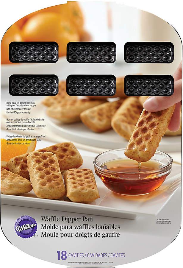 Waffle Dipper Pan
