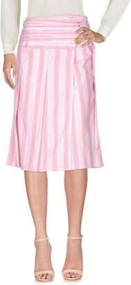 Richmond X Knee length skirts - Item 35355418TO