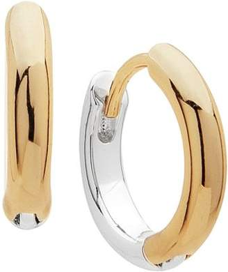 Ralph Lauren Huggie Hoop Earrings