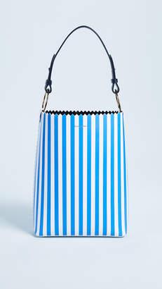 Mother of Pearl Ora Bucket Bag