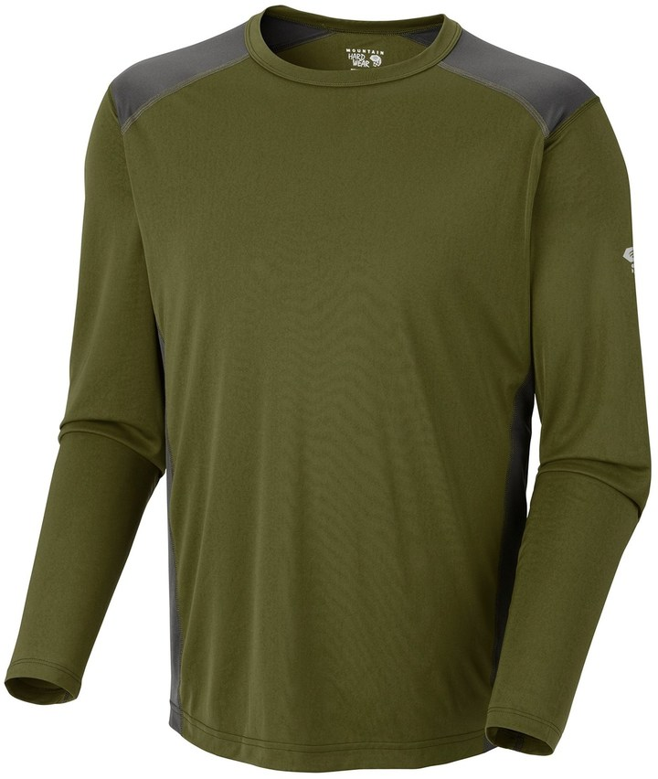 Mountain Hardwear Justo Trek T-Shirt - UPF 50, Long Sleeve (For Men)