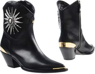 Fausto Puglisi Ankle boots