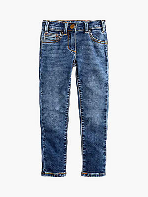 J.Crew crewcuts by Girls' Cosy Jeans, Blue