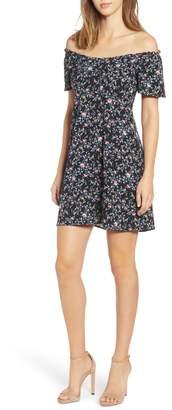 Rowa Row A Scoop Neck Dress