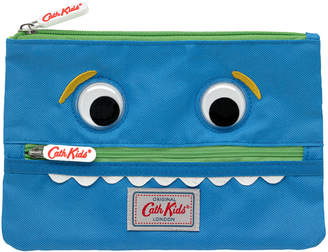 Cath Kidston Kids Monster Double Zip Pencil Case