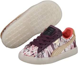 Clyde Moon Desert Natural Preschool Sneakers