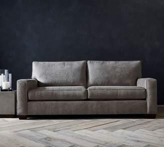 Pottery Barn PB Comfort Square Arm Upholstered Sofa