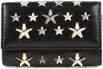 Jimmy Choo Stars Key Case