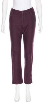 Chanel Paris-Byzance Mid-Rise Jeans
