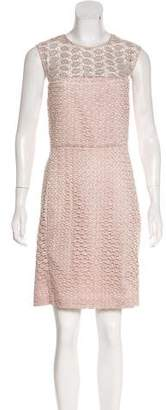 Diane von Furstenberg Mini Lace Dress