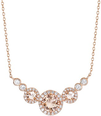 City Lights Cubic Zirconia Necklace