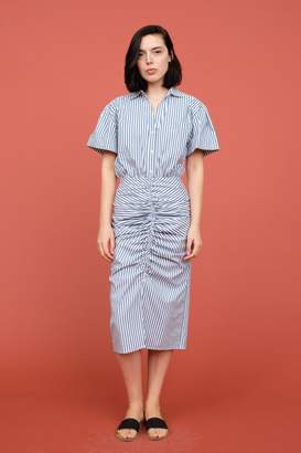 Sea Riviera Ruched Dress