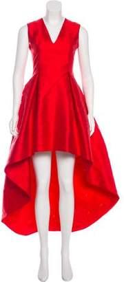 Alexis Sleeveless Evening Dress