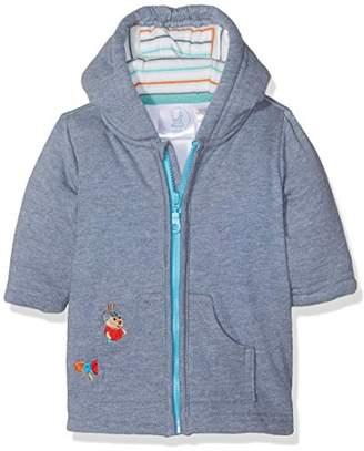 Sterntaler Baby Kapuzen-Jacke Jersey Bobby Jacket