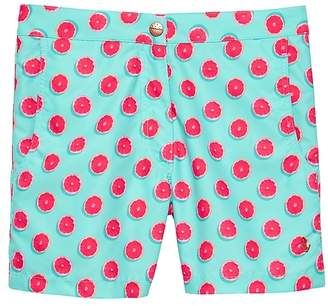 f29cb829aa Banana Republic Retromarine | Grapefruit Print Swim Short