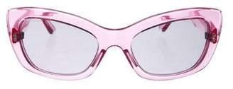 Prada Tinted Logo Sunglasses