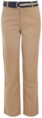 Nautica (ノーティカ) - Nautica Big Boys Belted Twill Pants