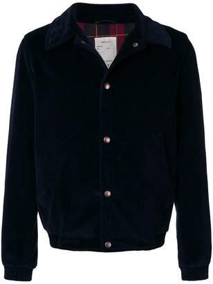 Paltò lightweight corduroy jacket