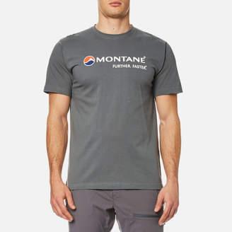 Montane Men's Logo Short Sleeve T-Shirt