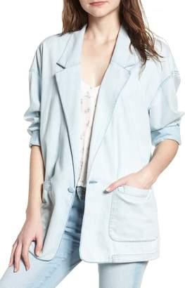 AG Jeans Carolina Chambray Cotton Jacket