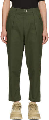 Perks And Mini Green Research Sade Trousers