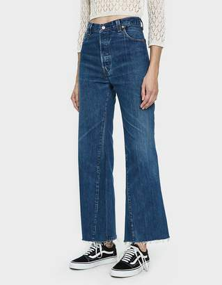 RE/DONE Levi's Ultra High Rise Flare Jean