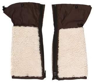 Moncler Fleece Leg Warmers