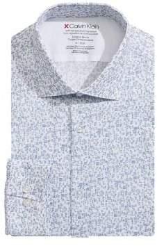 Calvin Klein Extreme Slim Fit Stretch Dress Shirt