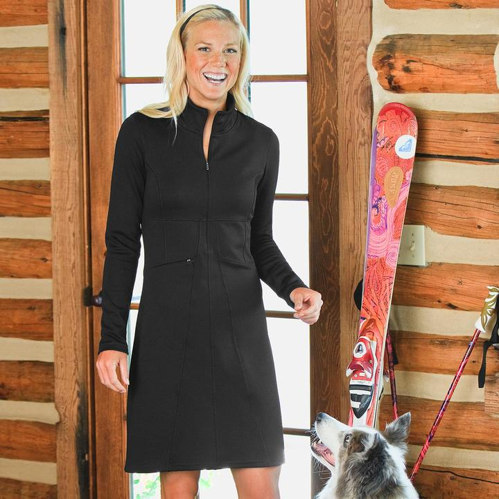 Athleta Warming Hut Dress