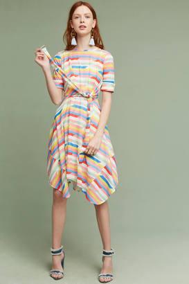 Eva Franco Carrie Tie-Waist Dress $178 thestylecure.com