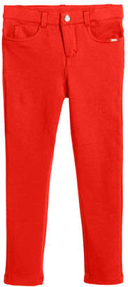 Mayoral Basic Knit Trousers, Size 4-7