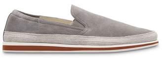 Prada low top espadrille sneakers