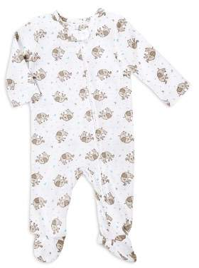 Aden and Anais Unisex Elephant Footie - Baby