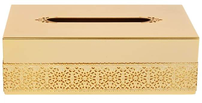 Villari Marbella Rectangular Tissue Box