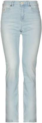 Maison Scotch Denim pants - Item 42709272FN