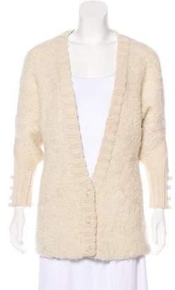 Mayle Alpaca & Wool Cardigan