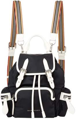 Burberry Small Buckled Cross Body Rucksack