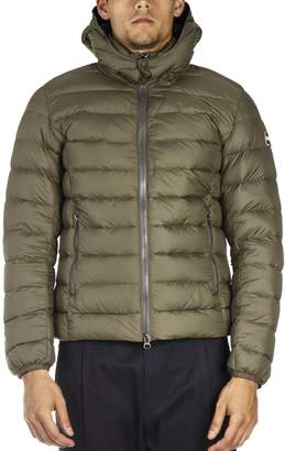 Colmar Green Fabric Jacket