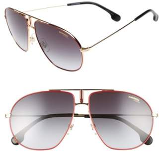 Carrera Eyewear Bound 62mm Sunglasses