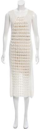 Diane von Furstenberg Thalia Crochet Dress