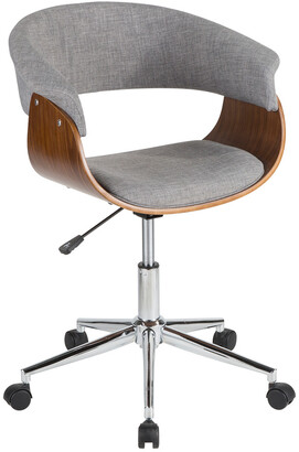 Lumisource Vintage Mod Office Chair