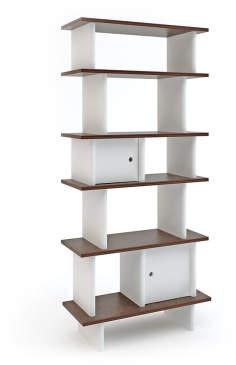 Oeuf NYC Vertical Bookshelf