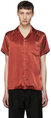 Visvim Red Peerless Irving Shirt