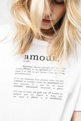 Zadig & Voltaire Ida Amour T-Shirt